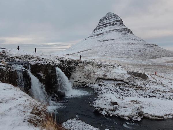 Private tour guide Guðrún Helga