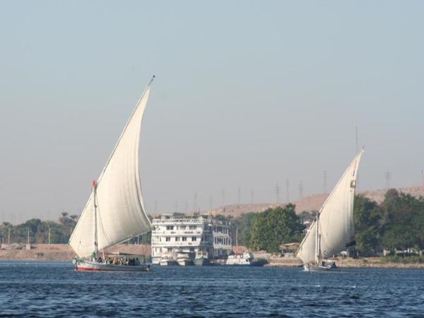 Felucca Sail boat trip