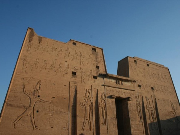 Visit Kom Ombo and Edfu Temples from Aswan.