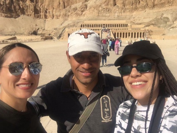 Private tour guide Melad