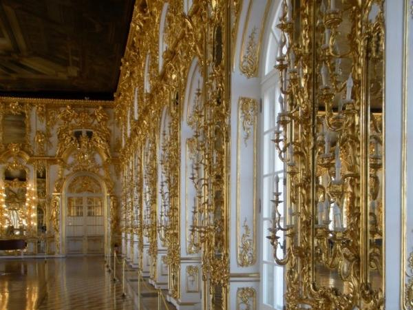 Catherine Palace and Pavlovsk Palace - Private St Petersburg Tour