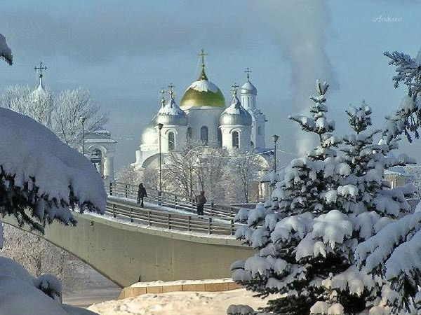 Private tour to Novgorod - old capital of Russia