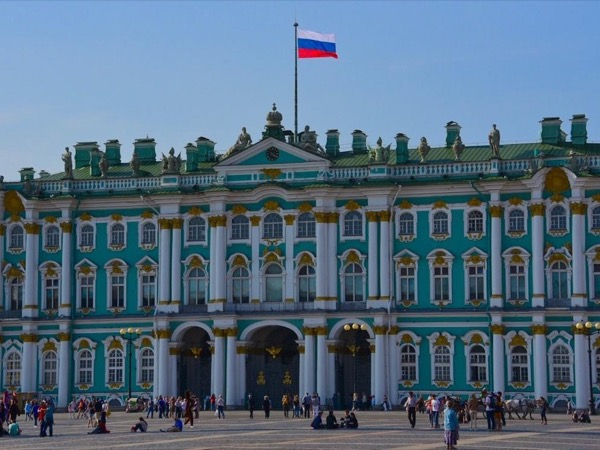 Private St. Petersburg Hermitage Tour