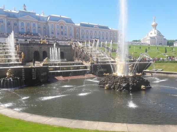Shore Excursions - 1 Day. Private St. Petersburg Tour - Main sights in one day