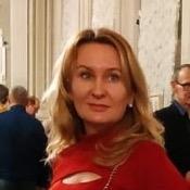 Private tour guide Irina