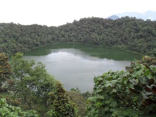 Chicabal volcano and lagoon with a private local guide