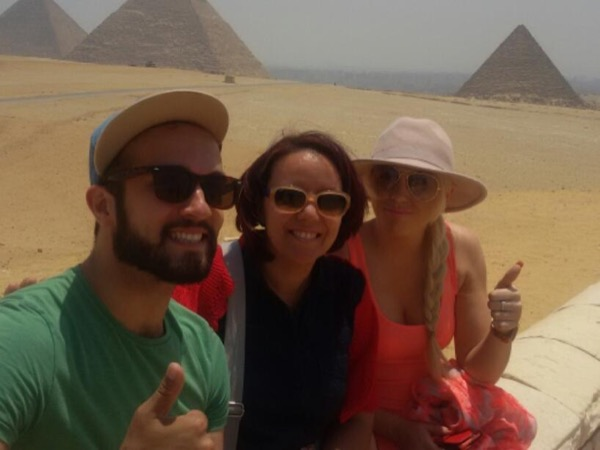 Full Day Private Tour to Giza Pyramids and the National Museum