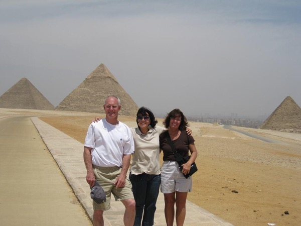 Private Transit Tour from Cairo Airport