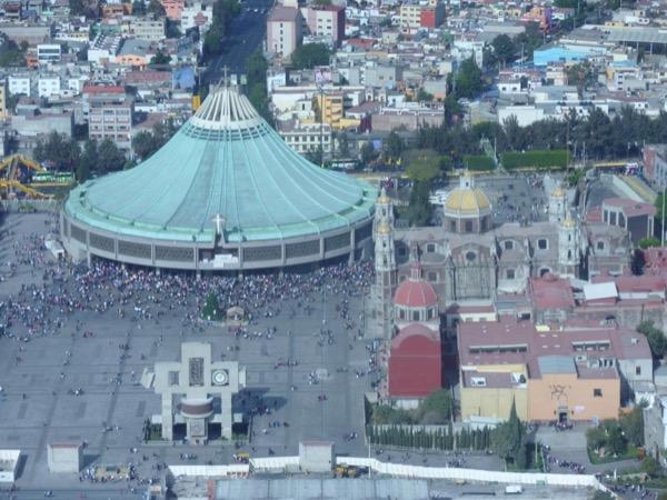 Basilica de Guadalupe & Tlatelolco (optional)