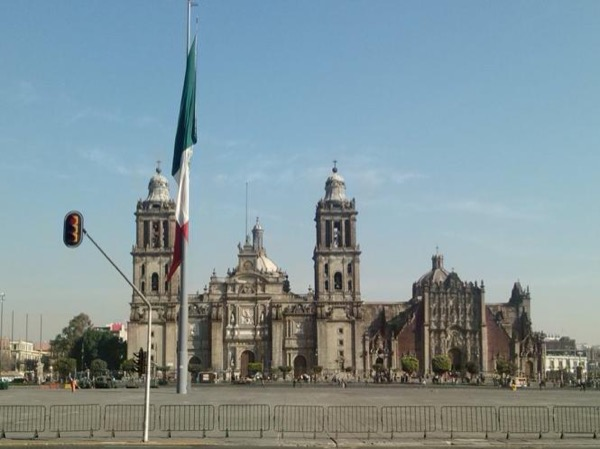 Mexico City's Historic Center-Zocalo Private Tour