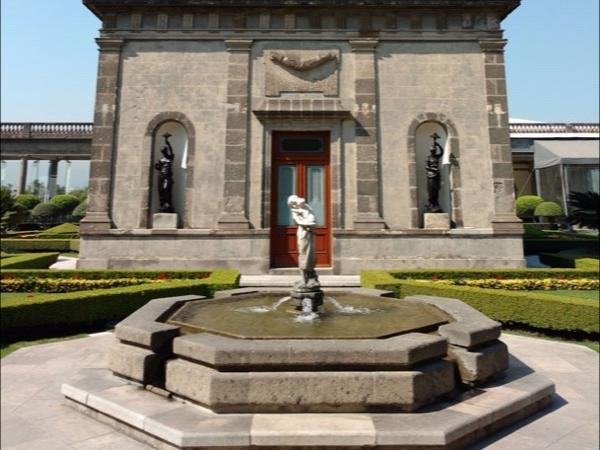 Chapultepec Castle and Anthropology Museum
