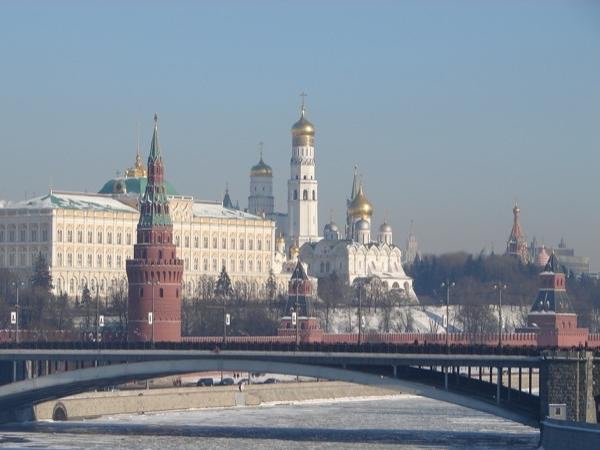 Moscow eye opener 1 day tour