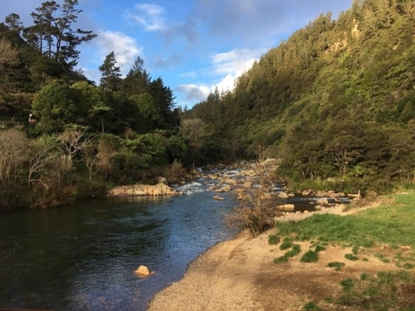 Karangahake Gorge - explore the Lower Coromandel