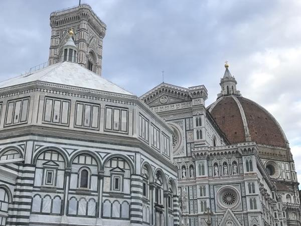 Florence walking tour 2 h