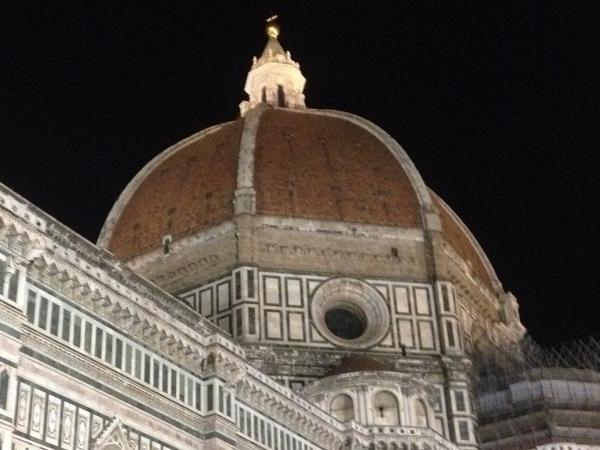 Sunset and evening tour in Florence