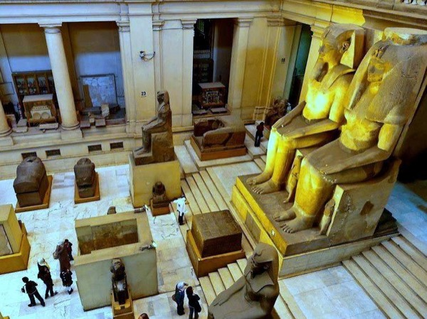 Pyramids and Egyptian Museum Private Tour