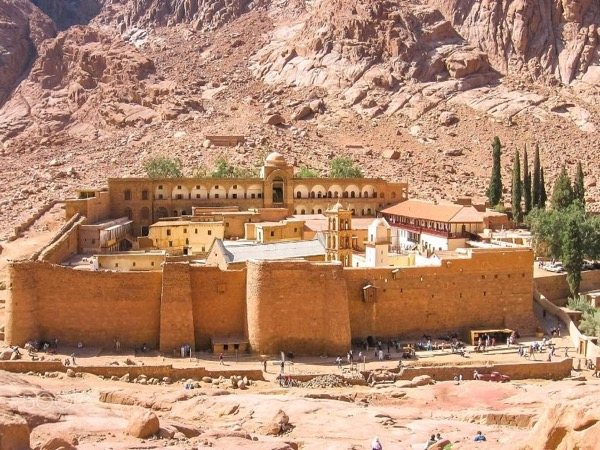 Saint Catherine Monastery Private Day Tour From Sharm