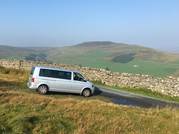 Lake District to York - tour through the Yorkshire Dales