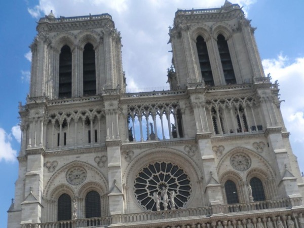 Paris Main Monuments Private tour