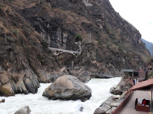 Three days hiking in the tiger leaping gorge