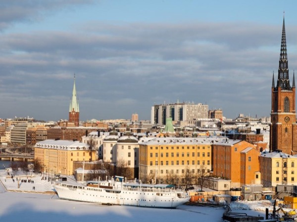 Old Town and Riddarholmen
