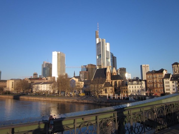 Sightseeing Frankfurt - 2,5 hour private tour