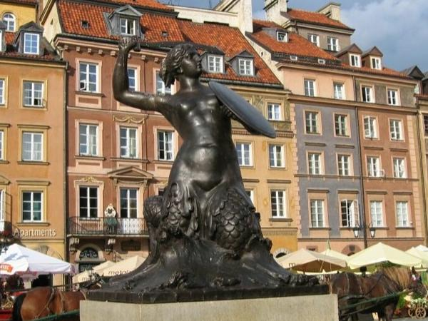 The best of Warsaw private tour