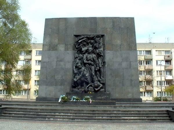 The Warsaw Jewish ghetto private tour