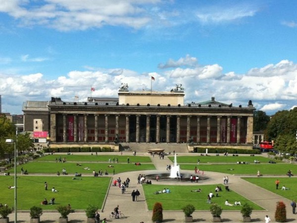 Berlin-Culture with an art historian