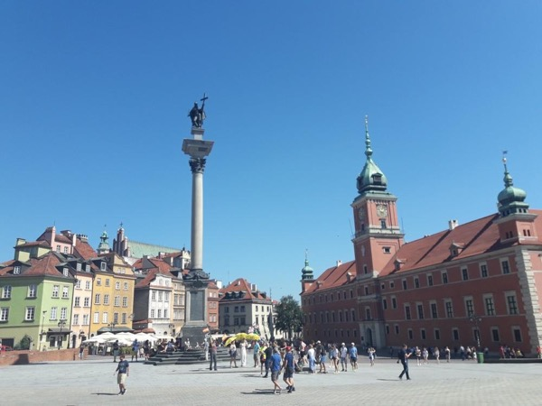 Warsaw and Royal Castle