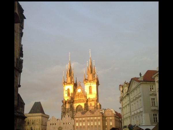Goldene Stadt in 3 Stunden, Private Führung