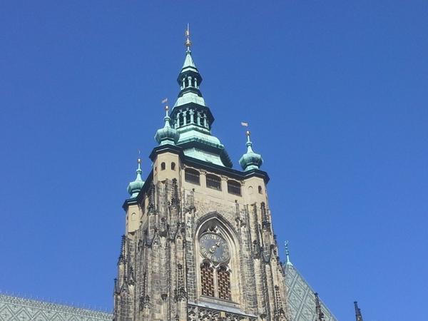 Prague Castle Private Tour