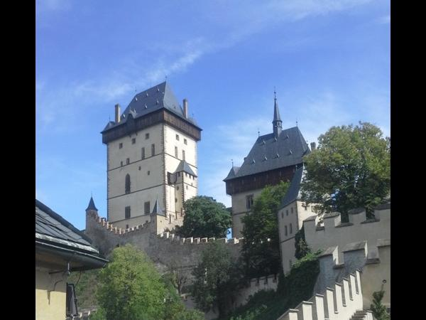 Castle Karlstejn with Private guide