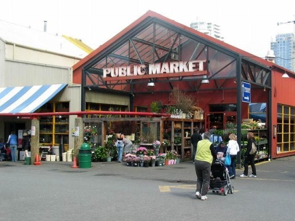 Vancouver's Granville Island - The main spot to see on your Shore Excursion Private Tour