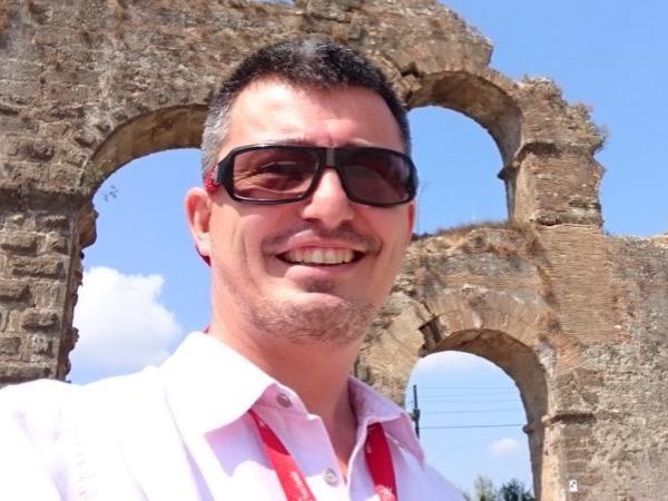 Private tour guide Nazim