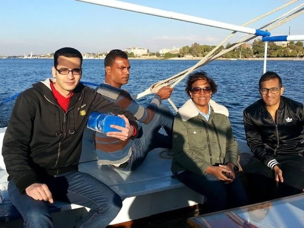 Sunset Felucca - A Private Tour in Luxor