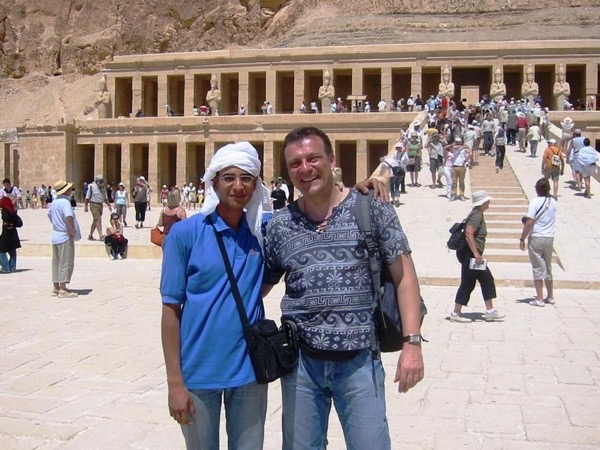 The West Bank of Luxor 1 - A Private Tour