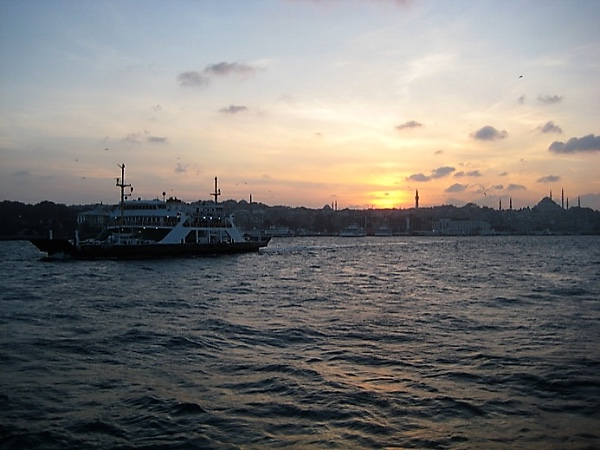 Bosphorus By Night - private tour