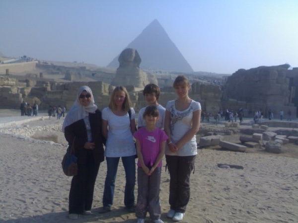 Private tour guide Doaa K.