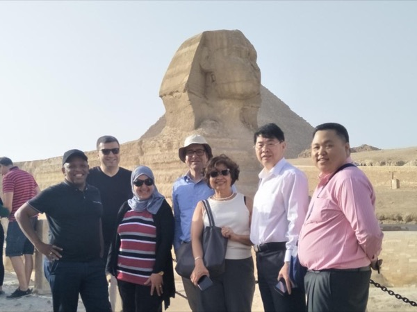 4 Days Private Tour in Cairo and Alexandria