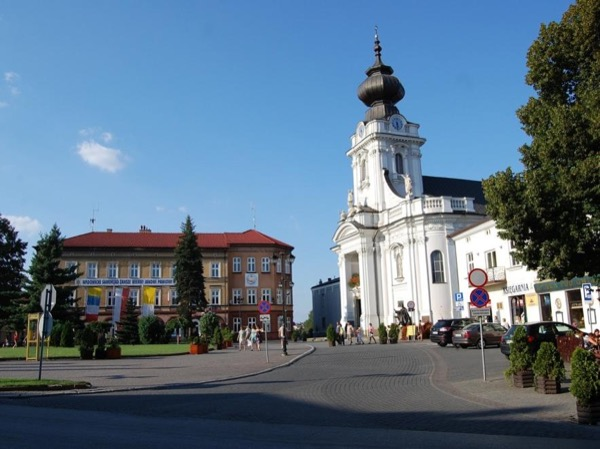 Wadowice the birth place Of Pope John Paul II, Zebrzydowska- the sanctuary Of Our Lady Of Kalwaria, Lagiewniki