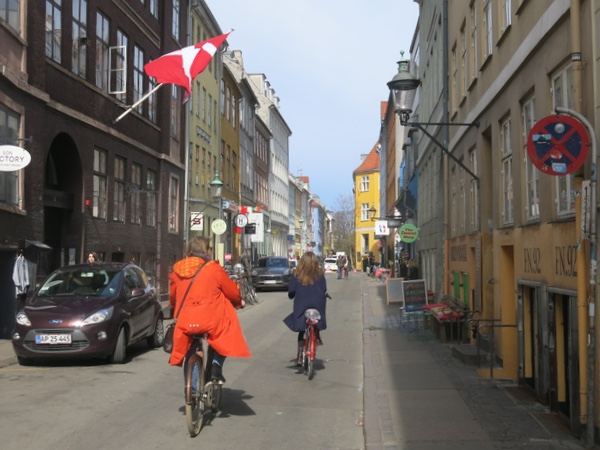 Active Copenhagen - by bike and boat - Private tour