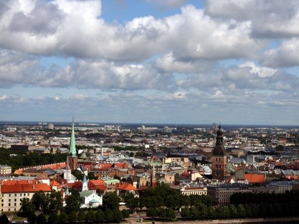 Riga Shore group tour