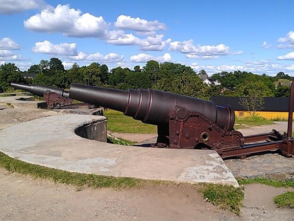Helsinki Sea fortress, the unconquerable