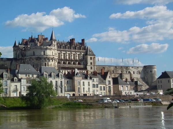 Half Day Walking Tour of Amboise: Chateau and Church