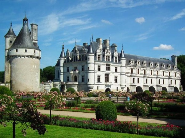 Half Day Walking Tour of Chenonceau