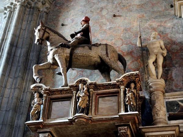 The Frari church & the Scuola of San Rocco