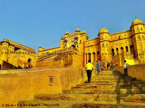 A Private Car Tour of Jaipur : See the famous Pink City!