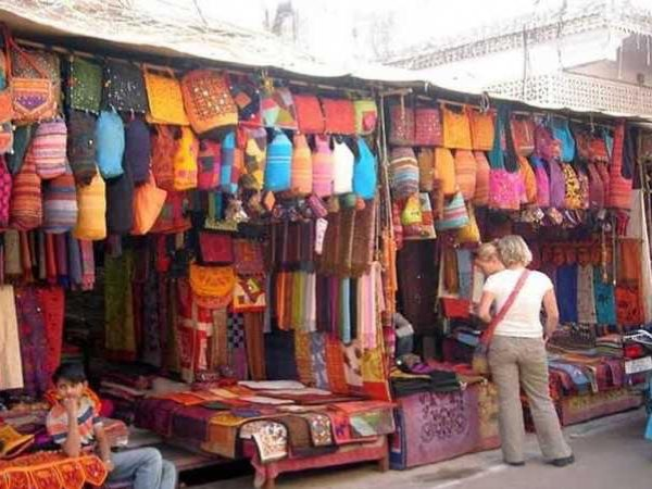 Local Bazaars or Markets/Boutiques of Jaipur (Pinkcity)-Street Market Shopping in Jaipur
