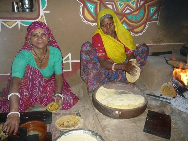Village tour around Jaipur- Experience typical Village Life